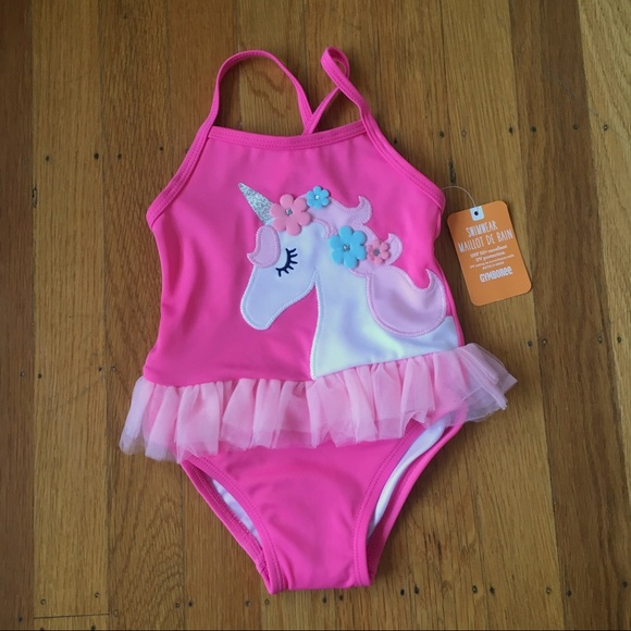 4a756831c1 Unicorn swimsuit 🦄